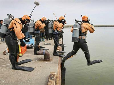 Major search operation underway in tsunami-hit Japan