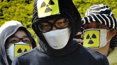 "Fukushima Prefecture ""like another universe"" to Greenpeace activist"