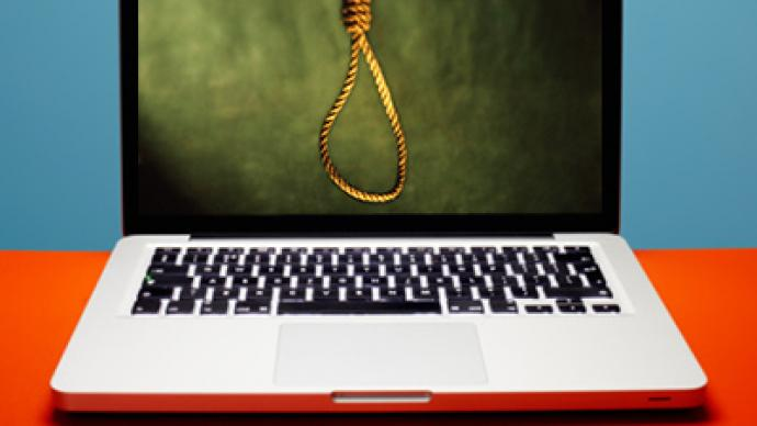Japanese man commits suicide in front of online audience