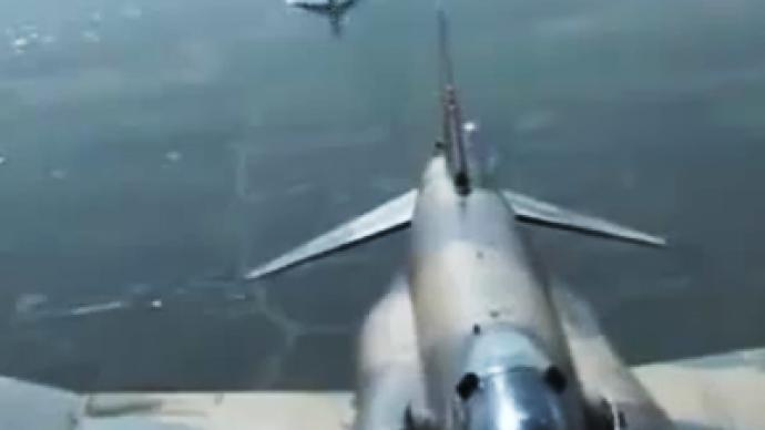 Unseen 2009 Iranian jet crash video appears