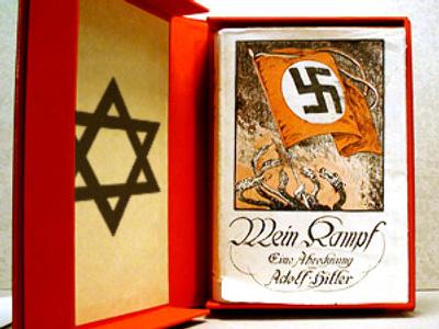 "German Jews struggle to republish ""Mein Kampf"""