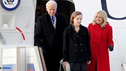 Biden meets with Putin on second day of Moscow visit