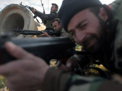Weapons divide: Arms supply issue splits Friends of Syria