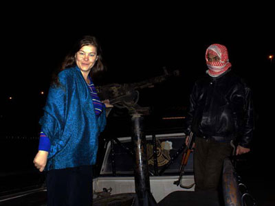 Captive Ukrainian journalist escapes Syrian rebels