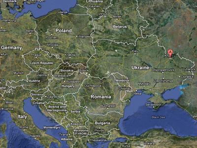 Judge, three relatives found beheaded in Ukraine's Kharkov
