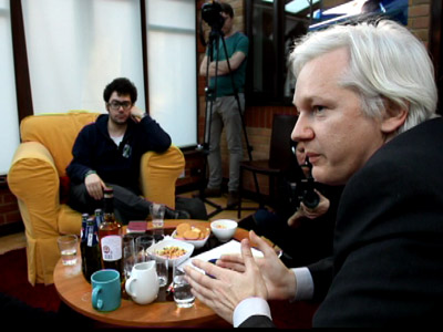 Assange and Cypherpunks: Freedom and the Future of the Internet