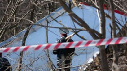 Polish president killed in air crash near Russia's Smolensk