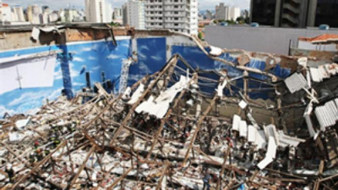 Kaká vows to rebuild collapsed church