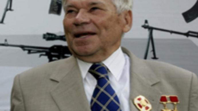 Kalashnikov the man turns 89