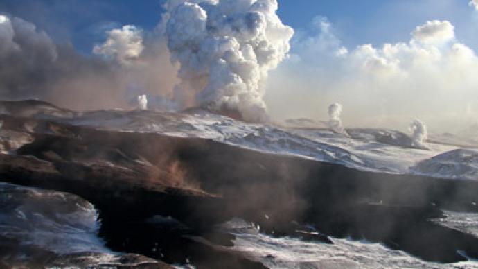 Three volcanoes erupt in Kamchatka Peninsula