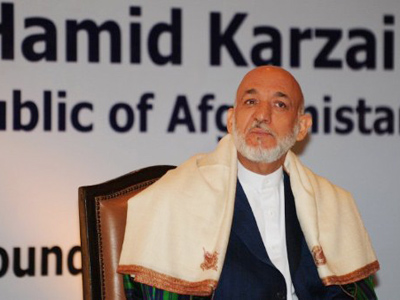 Botched this time: Karzai thwarts assassination