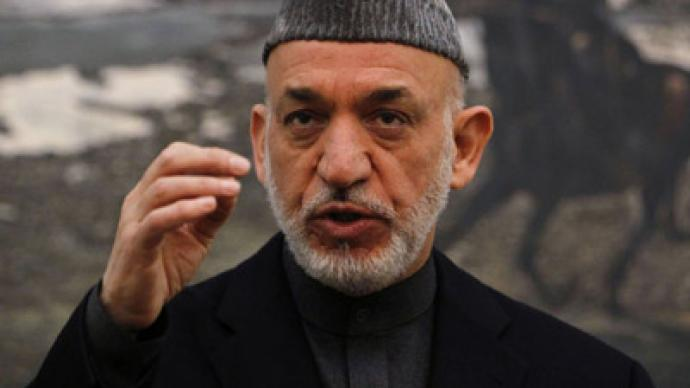 Karzai to ban Afghan forces from requesting NATO airstrikes