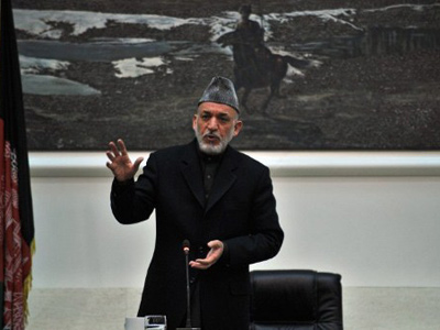 Karzai blasts US over massacre probe: 'I'm at the end of the rope'