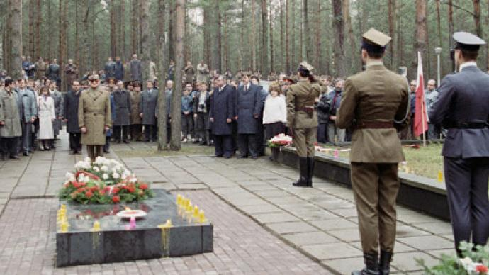 Documents on Katyn massacre handed over to Poland