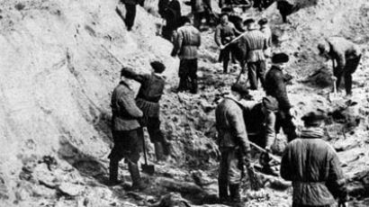 Soviet soldiers' remains in Poland reburied only on paper