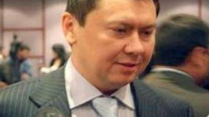 Kazakh ambassador accused of kidnapping