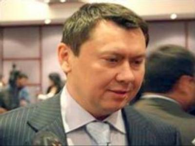 Kazakh ambassador to Austria dismissed