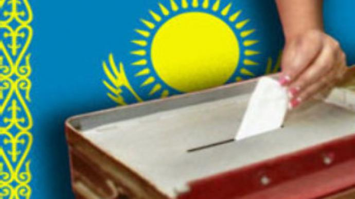 Kazakh opposition says election results were rigged