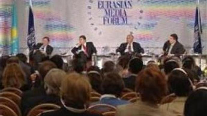 Kazakhstan Media Forum turns political