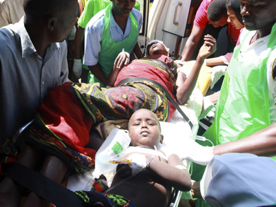 Over three dozen slain in tribal water resources raid in Kenya (PHOTOS)
