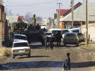 Seven militants eliminated in Russia's South