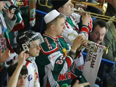 KHL finals: overtime battle ties series