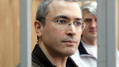 Court rejects Khodorkovsky appeals
