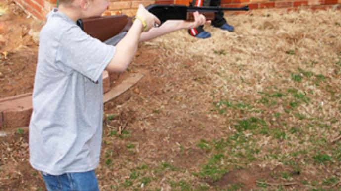 Kids and guns – a deadly combination