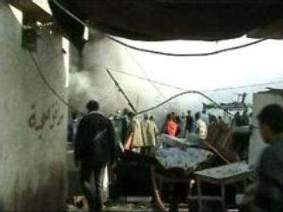 60 killed by bomb attacks in Iraqi capital
