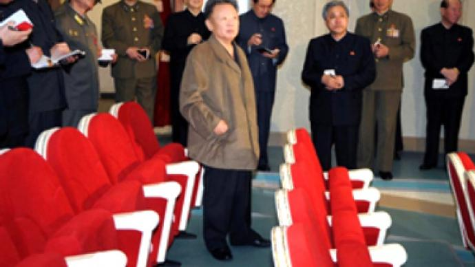 Kim Jong Il stages an opera