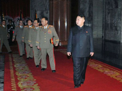 North Korea bids farewell to Kim Jong-il (VIDEO, PHOTOS)