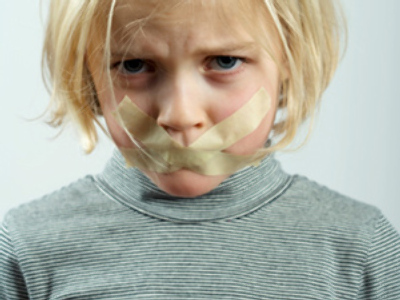 Outraged teacher calms children down with duct tape
