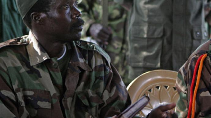 Joseph Kony forces children into sex slavery and violence - UN report