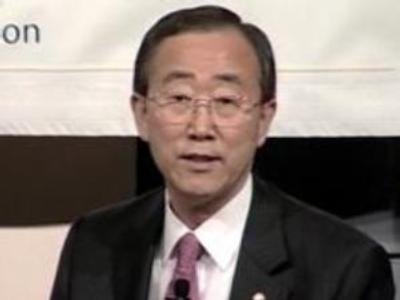 Korea's Ki-Moon set for top UN post