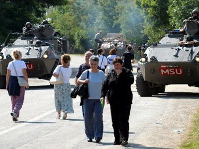 Northern Kosovo: Serbs make their last stand