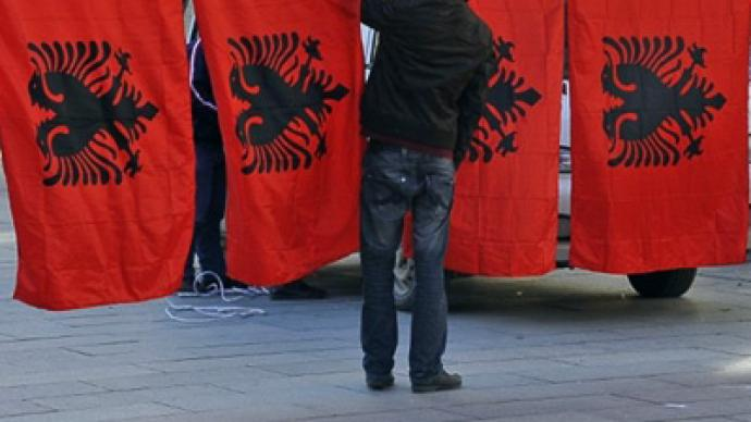 Divided Kosovo holds first elections since split