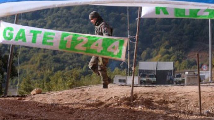 Kosovo border dispute escalates