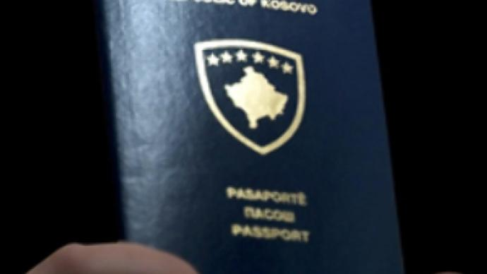 Kosovo starts passport distribution
