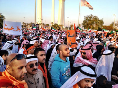 Turnout key as Kuwait elects parliament amid massive protests