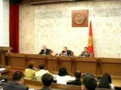 Kyrgyz opposition wants another PM candidate