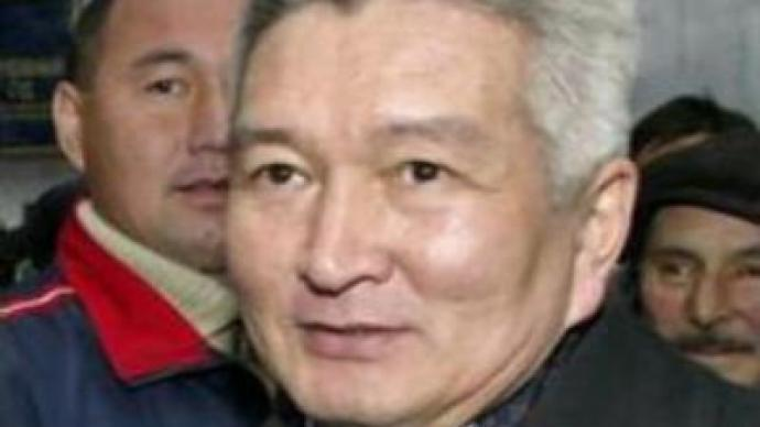 Kyrgyz parliament again rejects Kulov as premier