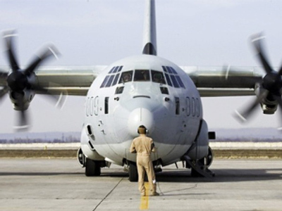 US air base in Kyrgyzstan to be reactivated?