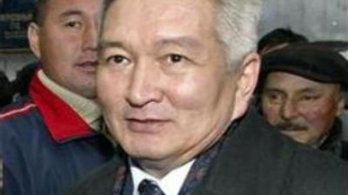 Kyrgyz police release opposition leader