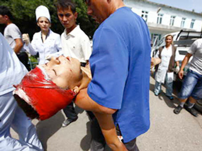 Over 20 Tajik soldiers killed in ambush