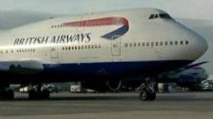 Labour strike hits British Airways