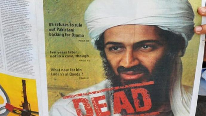 """""""Bin Laden trashed to make way for US alliance with radical Islam"""""""