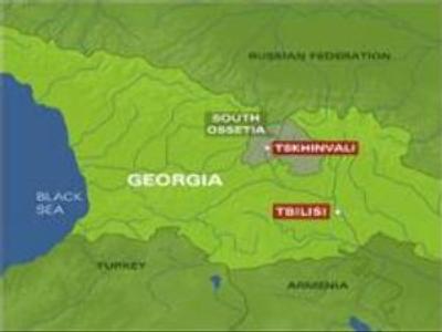 Landmine injures two Russian peacekeepers