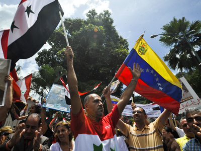 "Latin America: Is ""Arab Spring"" coming to town? (Op-Ed)"