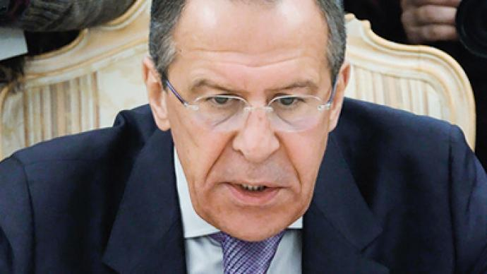 Lavrov meets Libyan opposition and Palestinian partners