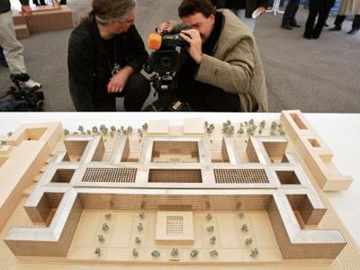Plan leak compromises security of German intelligence agency HQ